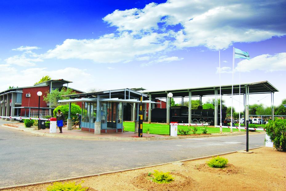 About Us Botswana Railways